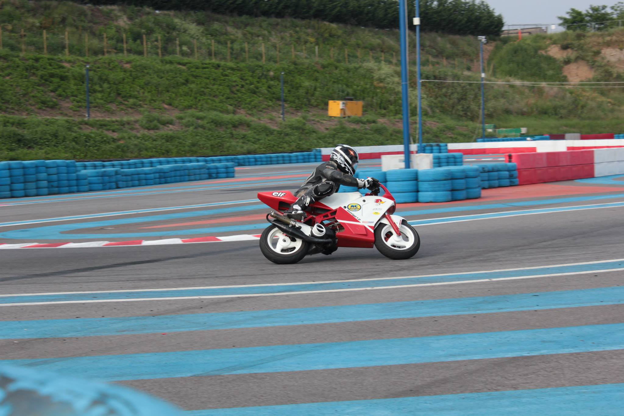 Franzoni Motori MiniGP a Autodromo Franciacorta
